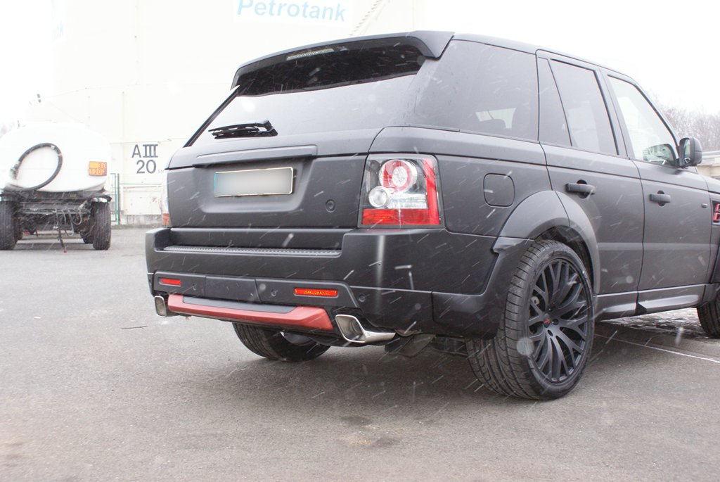 Land Rover Atf Tuning Gmbh In Hamm
